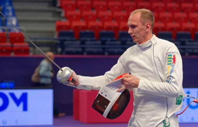 Закарпатець Анатолій Герей здобув бронзу на Чемпіонаті світу з фехтування (ВІДЕО)
