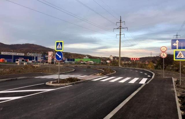 Нова дорожня розв'язка у Мукачеві відкрита для руху (ФОТО, ВІДЕО)