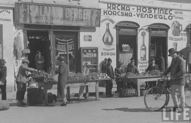 Відео дня: Закарпаття у журналі LIFE 1938-39 років