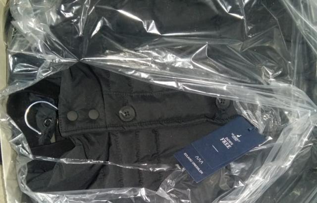Закарпатські митники виявили незаконне ввезення одягу (ФОТО)