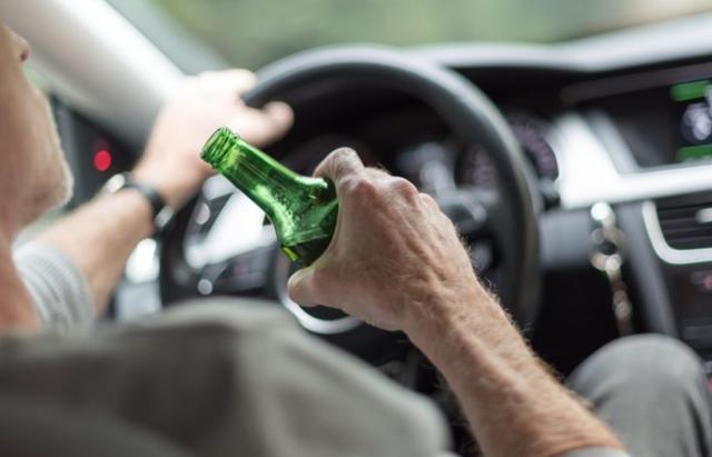 3,37 проміле: У Рахові п'яний водій Волги їздив містом