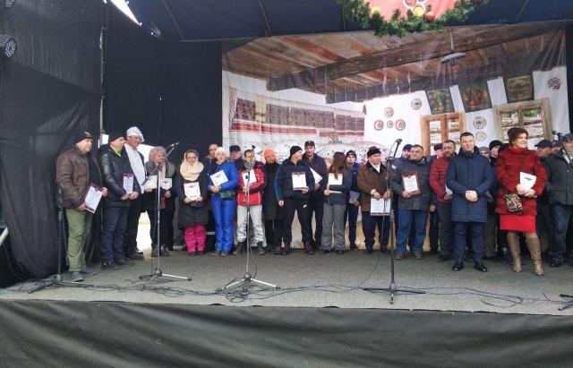"""""""Червене вино 2020"""": У Мукачеві нагородили усіх учасників винного фестивалю (ФОТО, ВІДЕО)"""