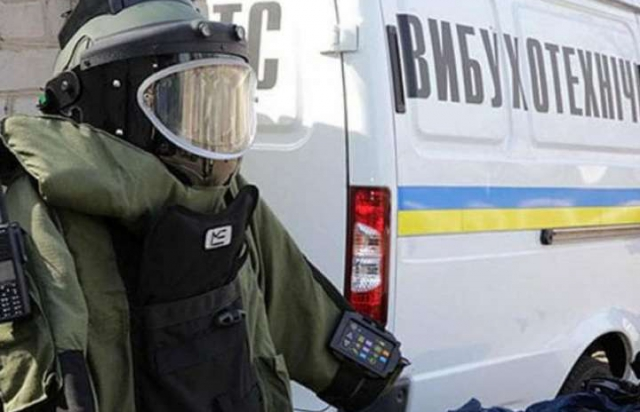 Фейковий мінер: В Мукачеві замінували будівлю суду