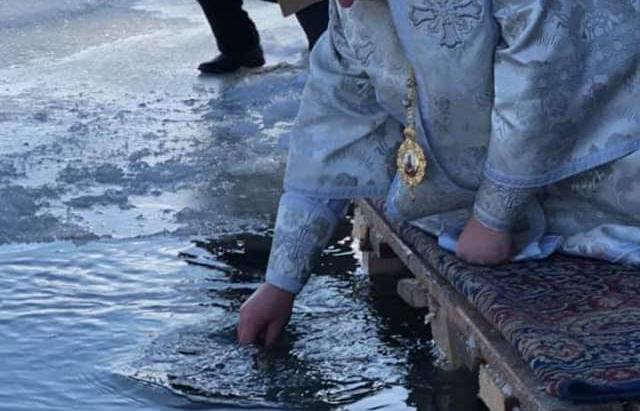 Опублікували графік святкових богослужінь та освячення води в Ужгороді на Водохреща (ГРАФІК)