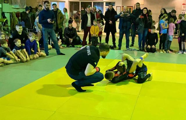 В Ужгороді пройшов відкритий Чемпіонат Закарпаття з шидокан-карате (ФОТО)