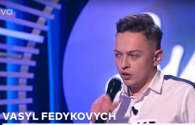 Закарпатець бере участь у чеському талант-шоу (ВІДЕО)
