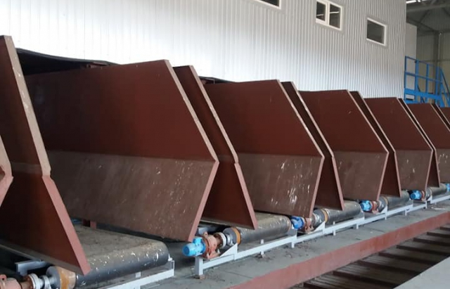 Як непотріб: 1-й завод на Закарпатті, який мав переробляти сміття - припадає пилом (ФОТО)