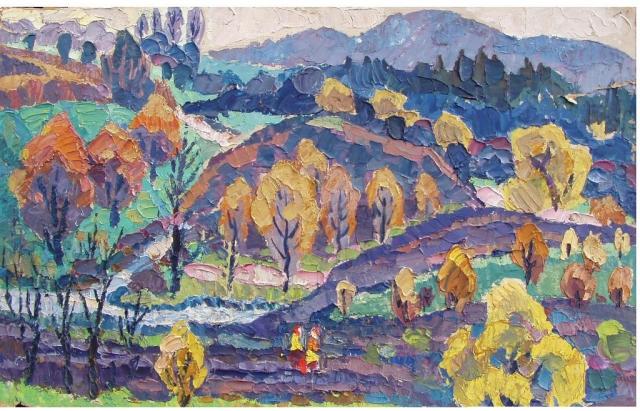 Помер відомий на всю країну закарпатський художник Антон Шепа (ФОТО)