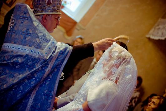 весілля, церква