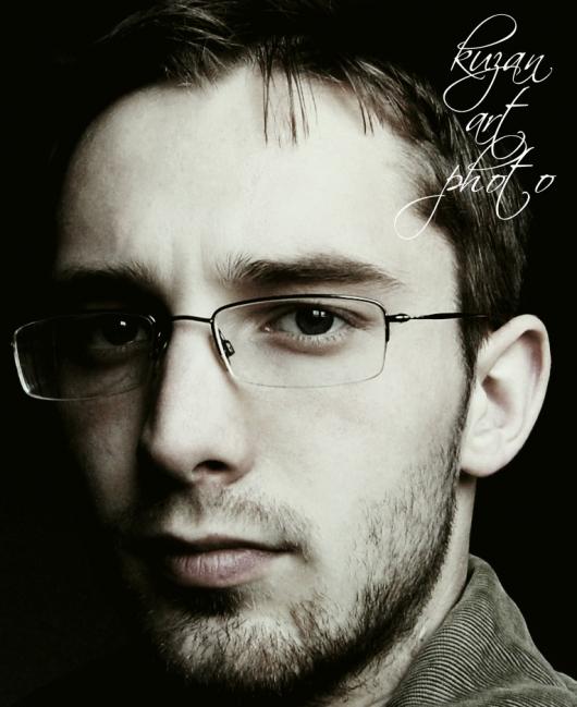 Валентин Кузан, портрет, kuzan art photo