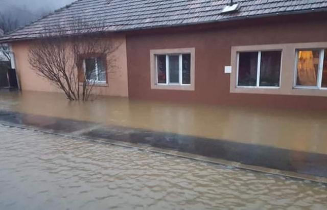Сотні загиблих тварин і термінова евакуація людей: у Румунії сильна повінь (ФОТО)