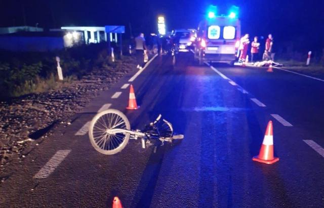 ДТП на Хустщині: Під колесами Volkswagen загинув 13-річний хлопчик (ФОТО)